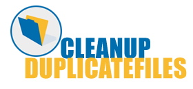 Clean Up Duplicate Files
